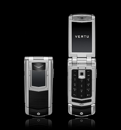 Vertu Constellation Ayxta Diamonds Black